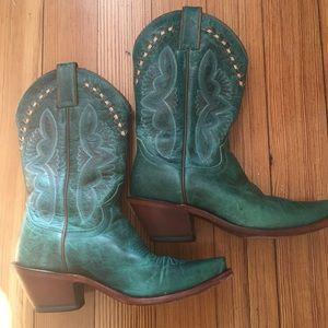 Justin Cowboy Boots